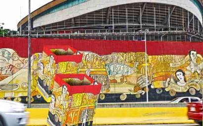 Mural Cúbico